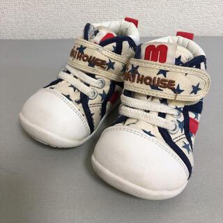 mikihouse - ミキハウス キッズ スニーカー 12.5cm