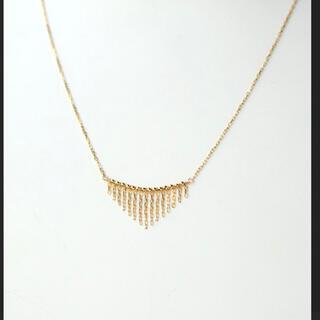 AHKAH - カスカ ナズナ ネックレス casuca