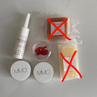 エムアイエムシー(MiMC)のMiMC ミニサイズ オメガチャージ バーム ソープ 6点セット(美容液)