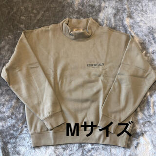 FEAR OF GOD - Essentials Mock Neck Sweatshirt スウェット