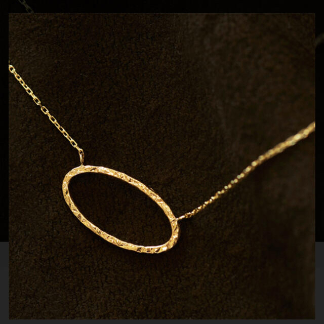 AHKAH(アーカー)のcasuca hiyasins  カスカ ヒヤシンス レディースのアクセサリー(ネックレス)の商品写真