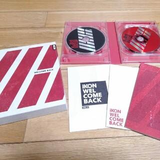 iKON - IKON★JAPAN DEBUT ALBUM 『WELCOME BACK』