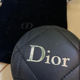 Dior - DIOR クッションファンデーション コンパクトケース サンプル付き