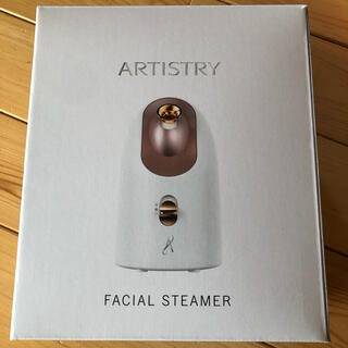 アムウェイ(Amway)の週末値下げ! アーティストリー フェイシャルスチーマー&ホットネックピロー(フェイスケア/美顔器)