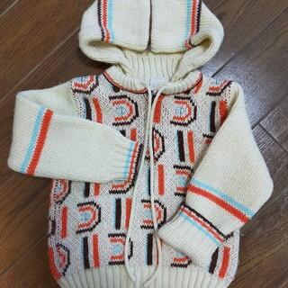 キャラメルベビー&チャイルド(Caramel baby&child )のvintageヴィンテージ キッズ 90 ジャンティーク(ジャケット/上着)