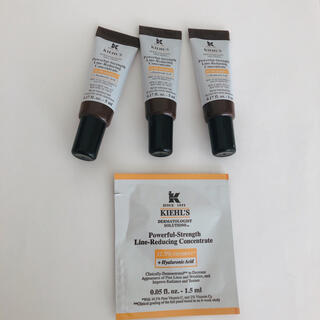 Kiehl's - キールズ サンプル dsライン コンセントレート 12.5c