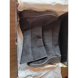 アルコペディコ(ARCOPEDICO)の■ムートン2WAYロングブーツ23.0 3E■アルコペディコ■(ブーツ)
