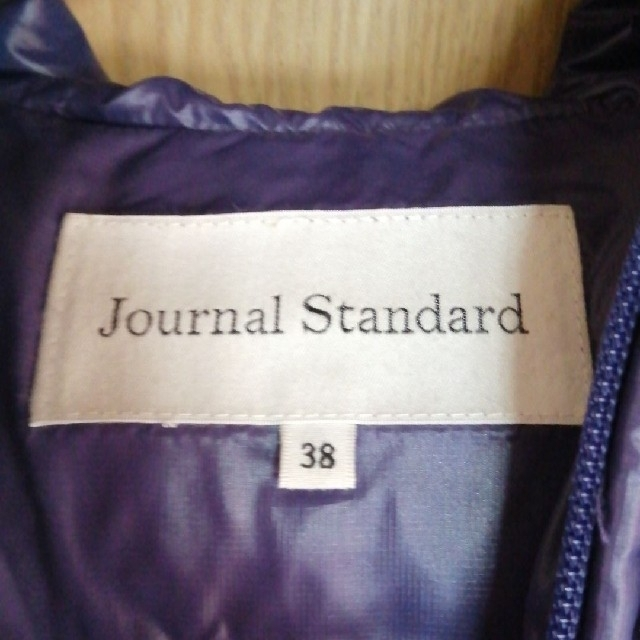 JOURNAL STANDARD(ジャーナルスタンダード)のJOURNAL STANDARD  ジャーナルスタンダード  ダウンジャケット レディースのジャケット/アウター(ダウンジャケット)の商品写真