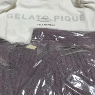 gelato pique - 2019 ジェラートピケ プレミアム福袋 モコモコ上下セット