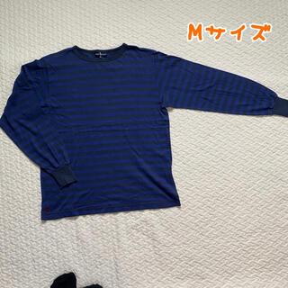 ラルフローレン(Ralph Lauren)のMサイズ★Ralph LaurenボーダーT(Tシャツ(長袖/七分))