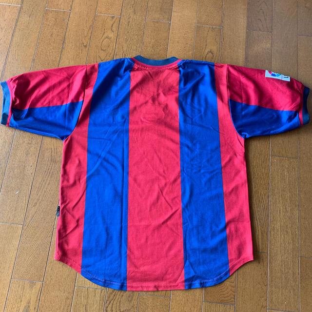NIKE(ナイキ)のバルセロナ 98-99シーズン ユニフォーム スポーツ/アウトドアのサッカー/フットサル(ウェア)の商品写真