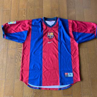 NIKE - バルセロナ 98-99シーズン ユニフォーム