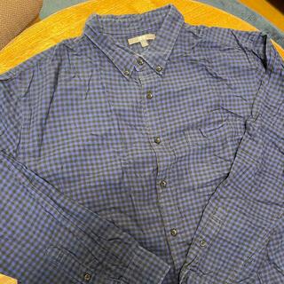 UNIQLO - UNIQLO ネルシャツ 3L