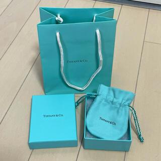Tiffany & Co. - ティファニー 空箱 プレゼントセット