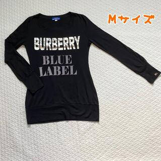 バーバリーブルーレーベル(BURBERRY BLUE LABEL)のMサイズ★BLUElabelロンT(Tシャツ(長袖/七分))