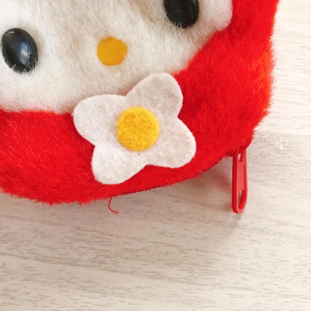 マイメロディ(マイメロディ)のマイメロディ ポーチ レトロ 昔 エンタメ/ホビーのおもちゃ/ぬいぐるみ(キャラクターグッズ)の商品写真
