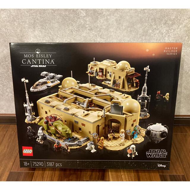 Lego(レゴ)のレゴ(LEGO) スター・ウォーズ モス・アイズリー・カンティーナ 75290 キッズ/ベビー/マタニティのおもちゃ(知育玩具)の商品写真