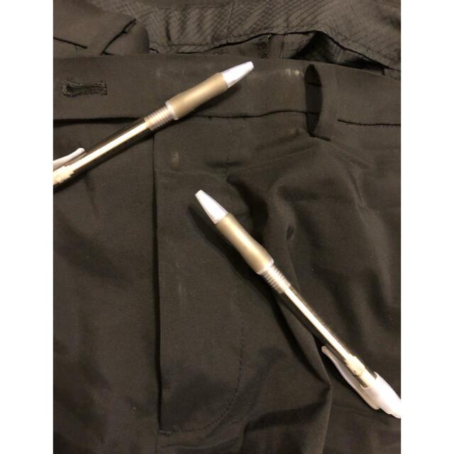 UNIQLO(ユニクロ)の値下げ! ユニクロ スリムフィット セットアップ ブラック XL ポリエステル メンズのスーツ(セットアップ)の商品写真
