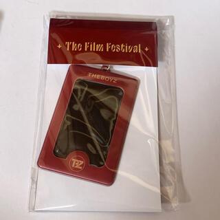 the boyz ペンコンMD photo card holderトレカなし