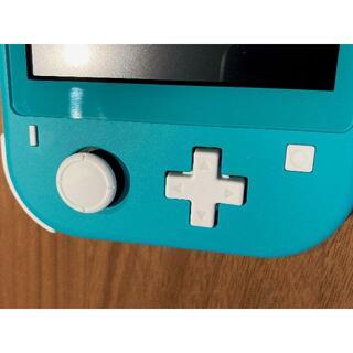 Nintendo Switch - Switch ライト ターコイズ