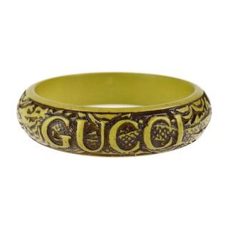 Gucci - 【ワサビ専用】GUCCI グッチ バングル 【本物保証】