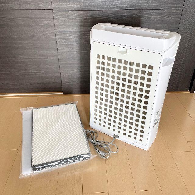 SHARP(シャープ)の新品フィルター付 SHARP シャープ 空気清浄機 FU-A51-W 20畳対応 スマホ/家電/カメラの生活家電(空気清浄器)の商品写真