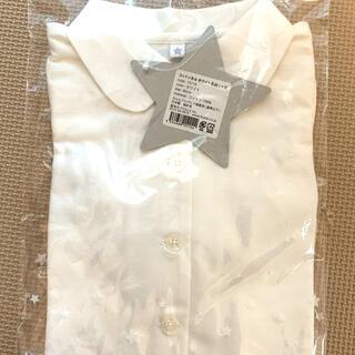 フィセル(FICELLE)の新品未使用 10mois 白シャツ(シャツ/カットソー)