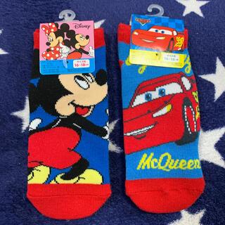 ディズニー(Disney)の靴下 二足(靴下/タイツ)