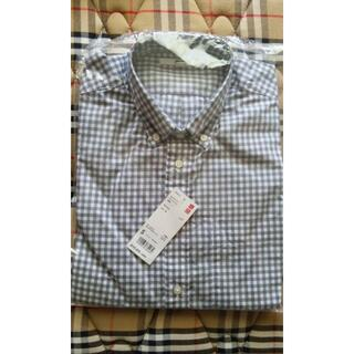 ユニクロ(UNIQLO)のユニクロ Men'sシャツ size:S(シャツ)