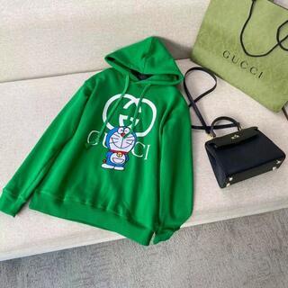 Gucci - GUCCI★DORAEMON x GUCCI コットン スウェットシャツ