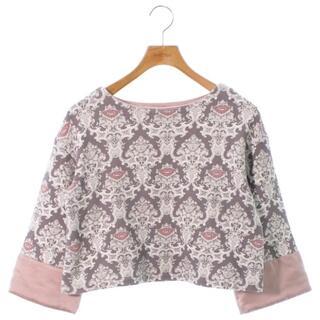 アンダーグラウンド(UNDERGROUND)のUNDERGROUND Tシャツ・カットソー レディース(カットソー(半袖/袖なし))