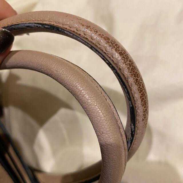 miumiu(ミュウミュウ)のmiumiu ハンドバッグ レディースのバッグ(ハンドバッグ)の商品写真