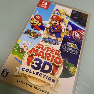 ニンテンドースイッチ(Nintendo Switch)のスーパーマリオ3Dコレクション❣️ソフト(家庭用ゲームソフト)