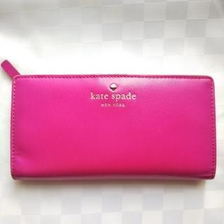 kate spade new york - ♠️ Kate spade ♠️ 長財布 ☆ピンク☆