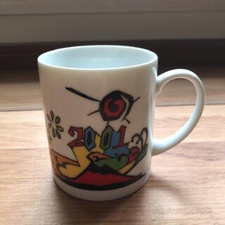 タチキチ(たち吉)のマグカップ たち吉2001(マグカップ)