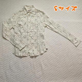 POLO RALPH LAUREN - Sサイズ★花柄薄手シャツ