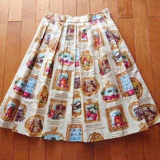 JaneMarple - 【未使用タグ付】ジェーンマープル アニバーサリーフレーム スカート アイボリー