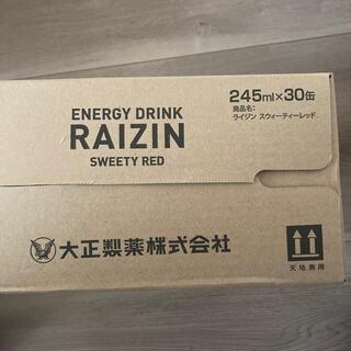 タイショウセイヤク(大正製薬)のRAIZIN SWEETY RED(ソフトドリンク)