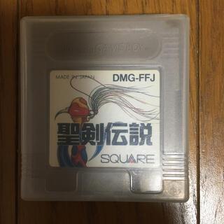 スクウェアエニックス(SQUARE ENIX)のゲームボーイ 聖剣伝説(家庭用ゲームソフト)