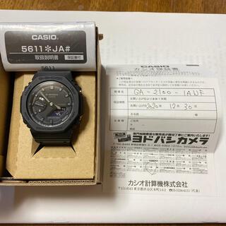 G-SHOCK - G-SHOCK GA-2100-1A1JF