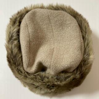 ビューティアンドユースユナイテッドアローズ(BEAUTY&YOUTH UNITED ARROWS)のファー帽子 フリーサイズ(その他)