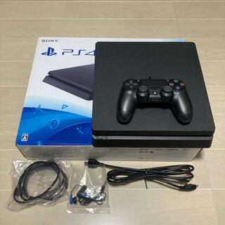 PlayStation4 - 美品 PlayStation4(CUH-2100A B01)