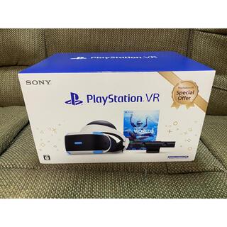 プレイステーションヴィーアール(PlayStation VR)のPlayStation VR Special Offer 2020 Winter(家庭用ゲーム機本体)