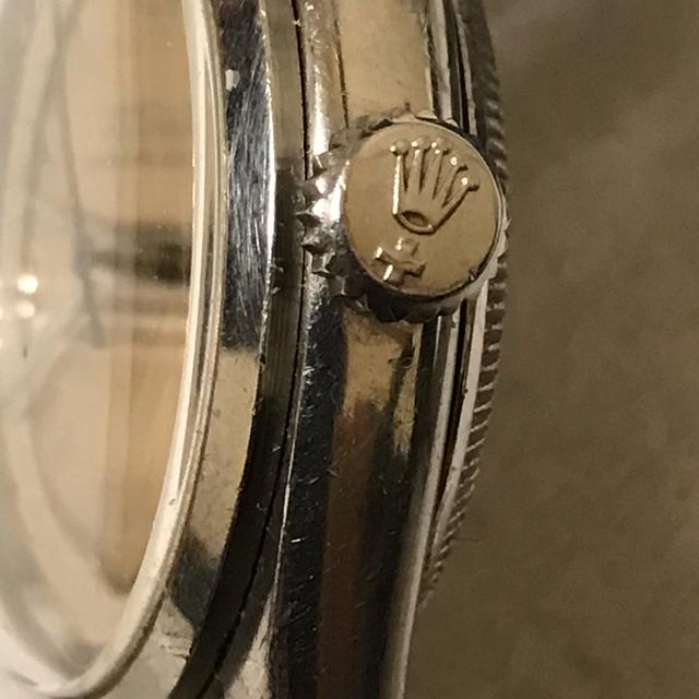ROLEX(ロレックス)のROLEX OYSTERS PERPETUAL アンティークロレックスオイスター メンズの時計(腕時計(アナログ))の商品写真