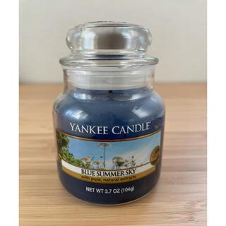 yankee candle ヤンキー キャンドル ほぼ未使用 インテリア