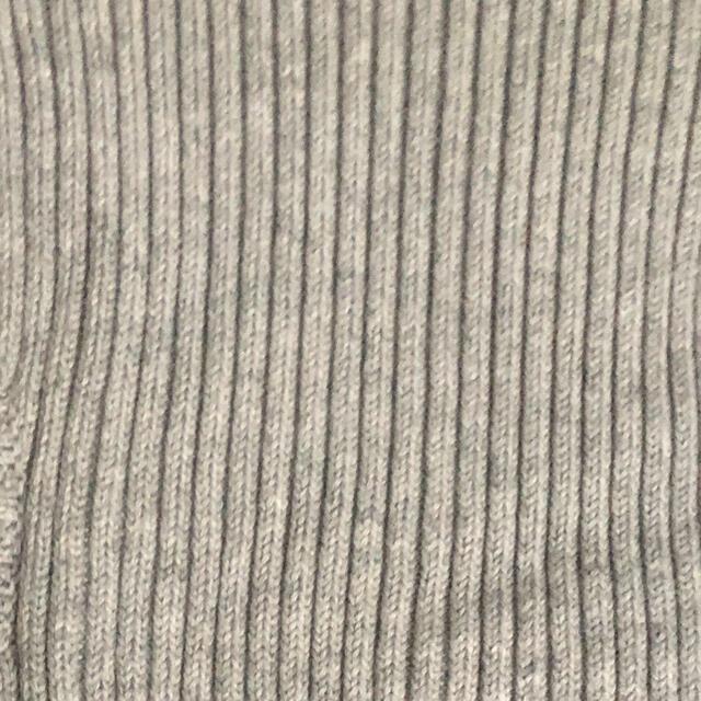 GYDA(ジェイダ)のサイドオープンリブニットワンピース レディースのワンピース(ミニワンピース)の商品写真