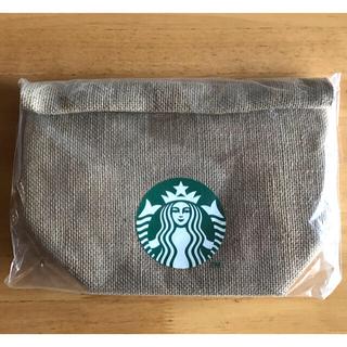 スターバックスコーヒー(Starbucks Coffee)のジュートランチバッグ スターバックス スタバ 福袋(その他)