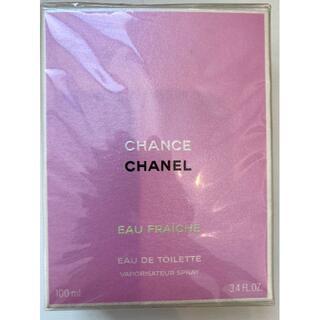 シャネル(CHANEL)のシャネル オウ デ トワレ 『チャンス』 100ml(香水(女性用))