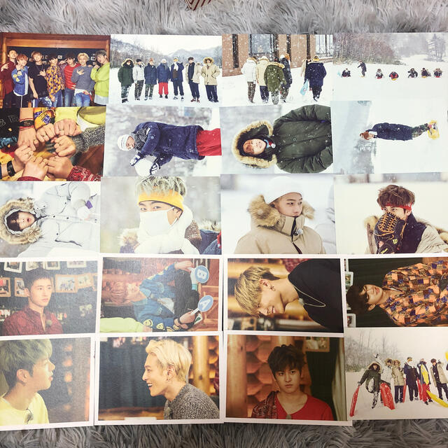 iKON(アイコン)のiKON/KONY'S WINTERTIME DVD エンタメ/ホビーのDVD/ブルーレイ(ミュージック)の商品写真