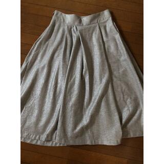 バンヤードストーム(BARNYARDSTORM)のBARNYARDSTORM バンヤードストーム スカート サイズ1 (ひざ丈スカート)